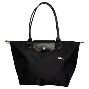 LONGCHAMP LE PLIAGE BLACK BAG